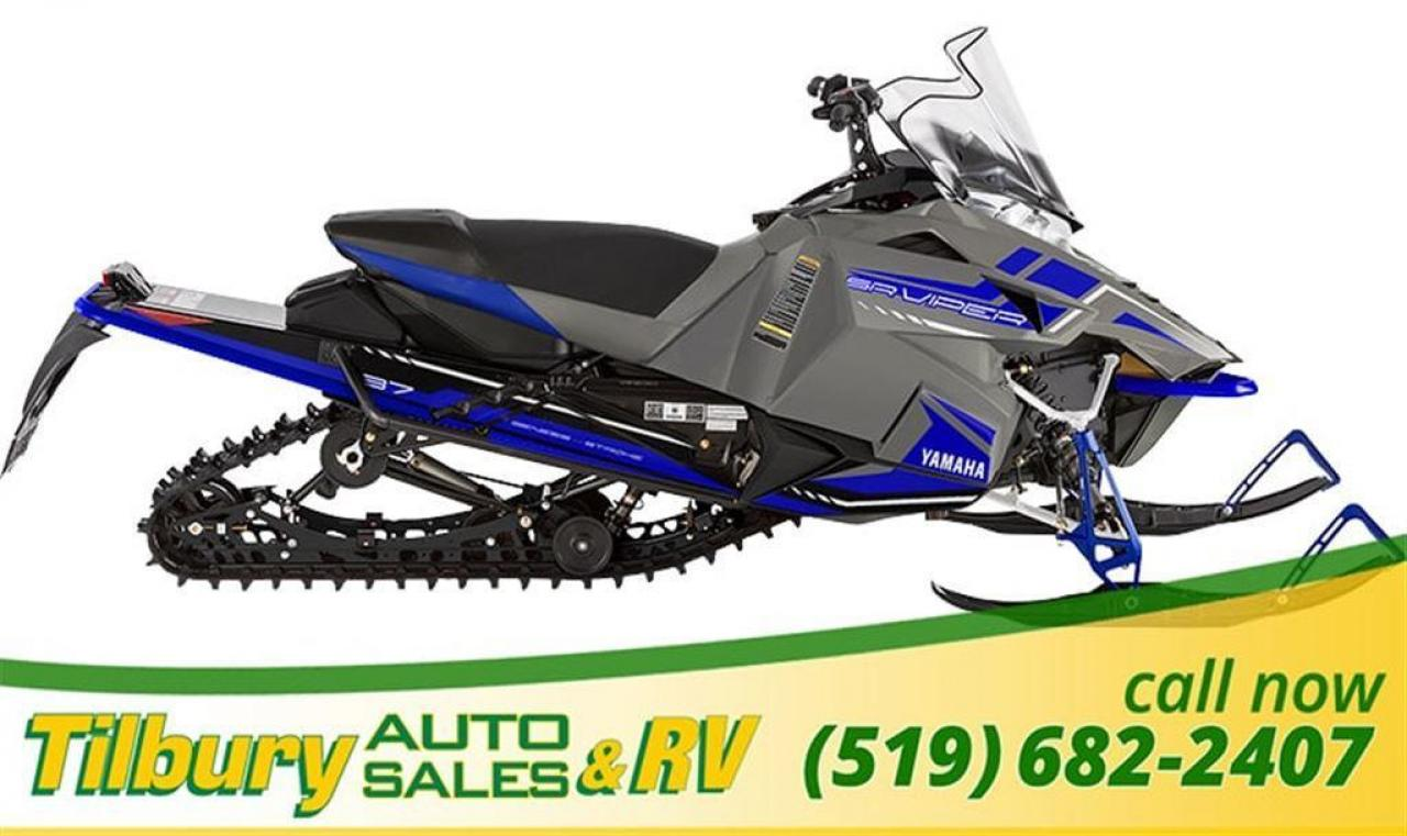 2018 Yamaha SRVIPER L-TX DX 1049CC HIGH PERFORMANCE ENGINE