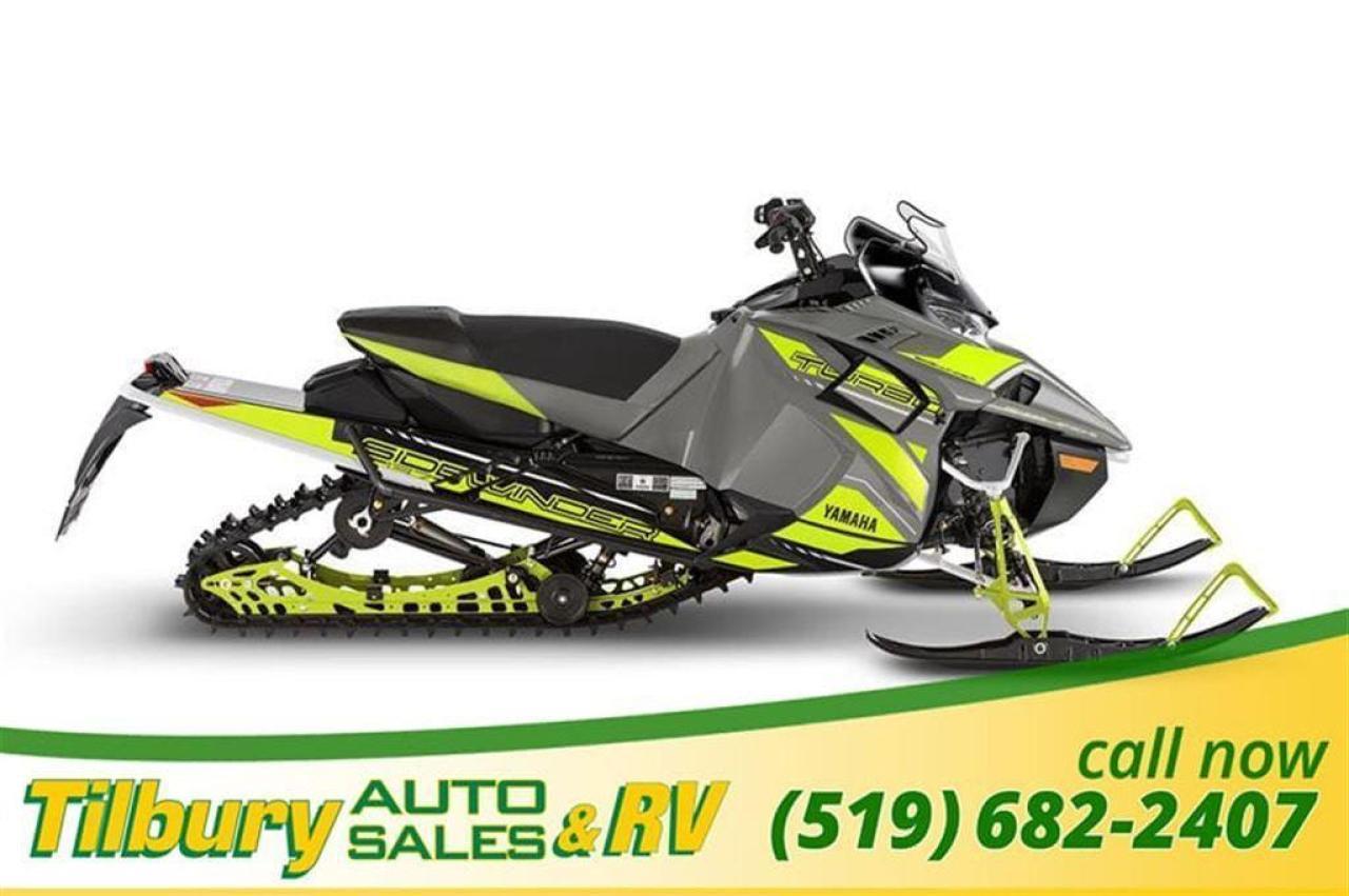 2018 Yamaha SIDEWINDER L-TX SE Great sled!