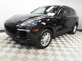 Used 2015 Porsche Cayenne DIESEL | CERTIFIED PRE-OWNED for sale in Edmonton, AB