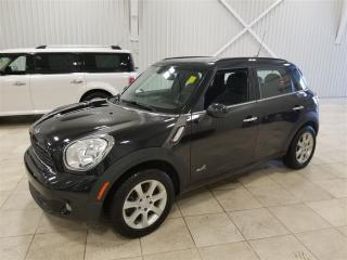 Used 2014 MINI Cooper Countryman S Toit for sale in Mercier, QC