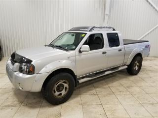 Used 2004 Nissan Frontier Se-V6 4x4, Camera for sale in Mercier, QC