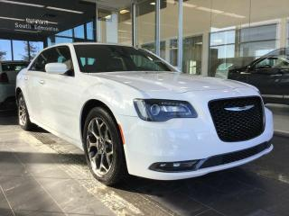 Used 2017 Chrysler 300 S, AWD, NAVI, ACCIDENT FREE for sale in Edmonton, AB