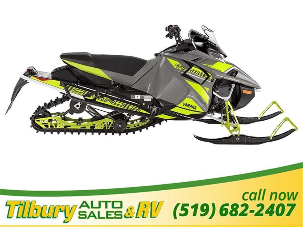2018 Yamaha SIDEWINDER R-TX SE