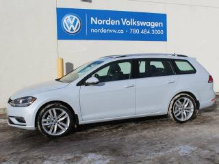 New 2018 Volkswagen Golf Sportwagen 1.8 TSI Highline for sale in Edmonton, AB