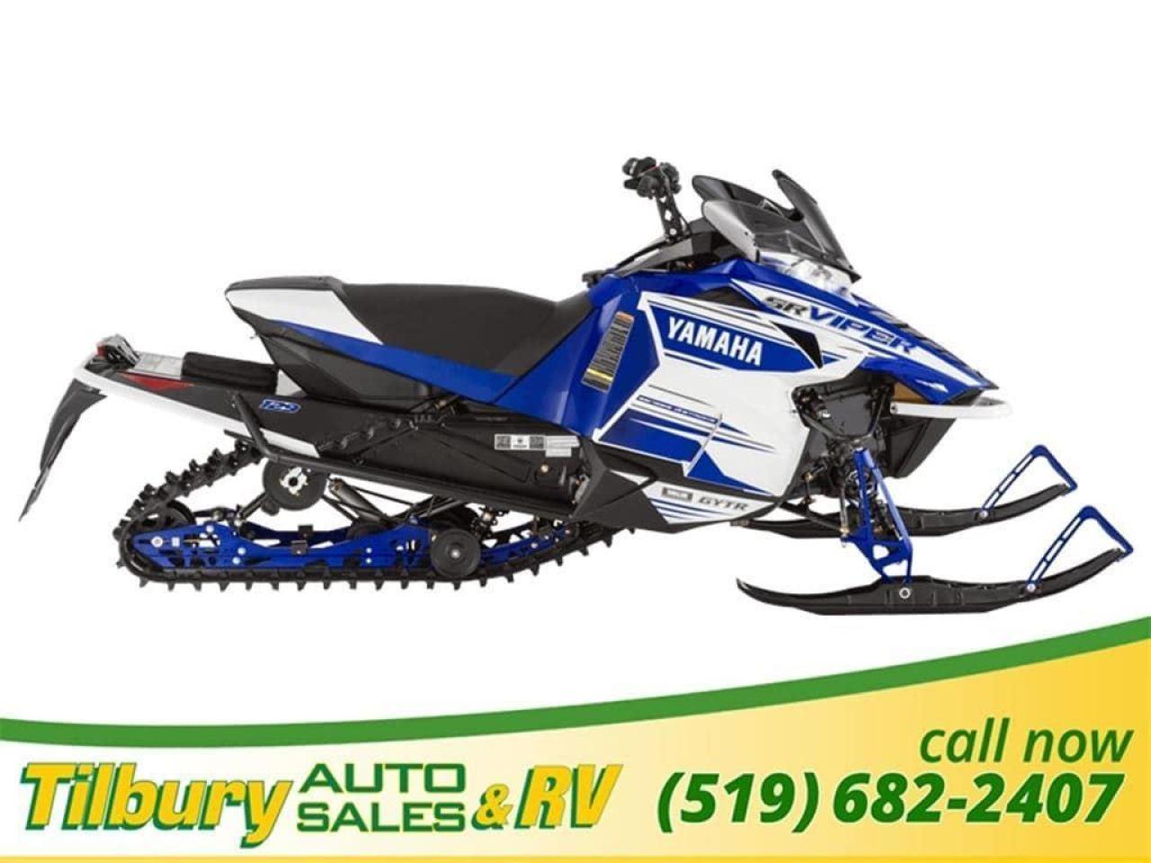 2017 Yamaha SRVIPER R-TX Hot snowmobile!
