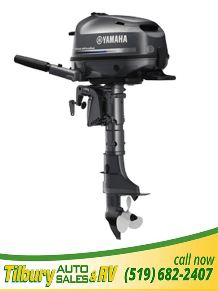 2018 Yamaha F6 LIGHT WEIGHT AND PORTABLE