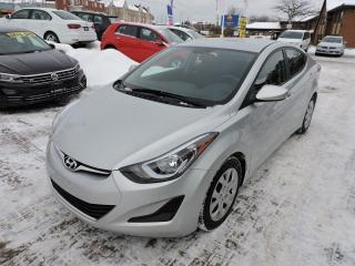Used 2015 Hyundai Elantra GL for sale in Pickering, ON