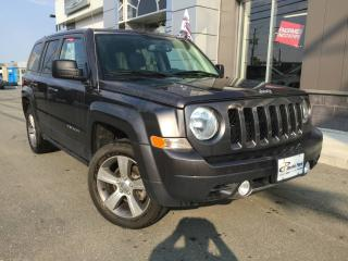 Used 2016 Jeep Patriot HIGH ALTITUDE 4X4 CUIR TOIT OUVRANT for sale in St-Anselme, QC