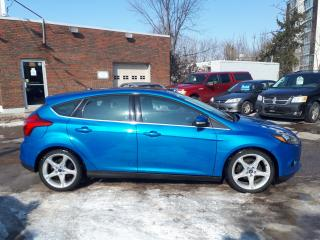 Used 2012 Ford Focus Titanium for sale in Guelph, ON
