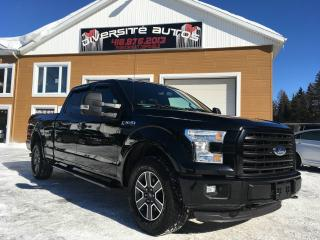 Used 2016 Ford F-150 F-150 SUPER CREW 157 WB 4 RM for sale in Neuville, QC