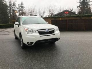 Used 2015 Subaru Forester i Touring for sale in Surrey, BC