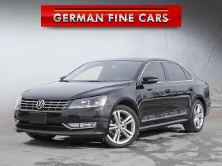Used 2015 Volkswagen Passat Highline Diesel *** Navigation 92,000KM for sale in Caledon, ON