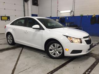 Used 2013 Chevrolet Cruze LT Turbo - BLUETOOTH for sale in Aurora, ON