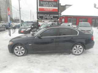 Used 2006 BMW 330xi AWD for sale in Scarborough, ON