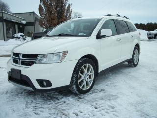Used 2013 Dodge Journey R/T for sale in Stratford, ON