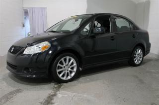 Used 2008 Suzuki SX4 Sport for sale in Terrebonne, QC