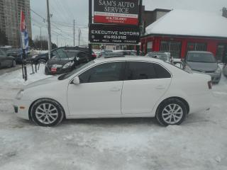 Used 2010 Volkswagen Jetta 2.0T LOADED for sale in Scarborough, ON