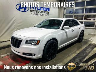 Used 2012 Chrysler 300 S + V6 + AWD + BEATS + PANO + 22'' + CAM for sale in Drummondville, QC
