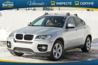 Used 2012 BMW X6 XDRIVE 4DR 35I for sale in Sainte-rose, QC