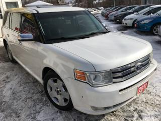 Used 2011 Ford Flex Limited/ Auto / Navi / Backup Camera / Leather AWD for sale in Scarborough, ON