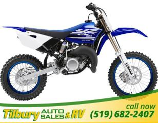 New 2018 Yamaha YZ85 TWO STROKE for sale in Tilbury, ON