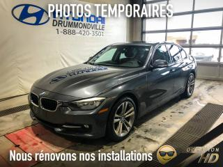 Used 2014 BMW 320 XDRIVE + 18'' + TOIT + SIÈGES CHAUFF. + for sale in Drummondville, QC