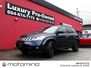 Used 2003 Nissan Murano SL for sale in Coquitlam, BC