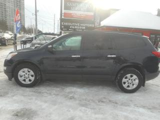 Used 2011 Chevrolet Traverse LS AWD for sale in Scarborough, ON