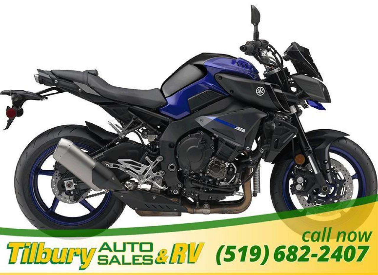 2018 Yamaha MT-10