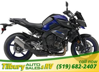 New 2018 Yamaha MT-10 for sale in Tilbury, ON