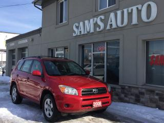 Used 2008 Toyota RAV4 BASE for sale in Hamilton, ON