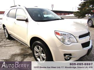 Used 2013 Chevrolet Equinox LT - 2.4L - FWD for sale in Woodbridge, ON