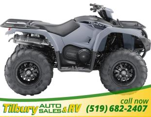 New 2018 Yamaha KODIAK 450 EPS for sale in Tilbury, ON