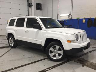 Used 2013 Jeep Patriot Limited LIMITED - LEATHER - NAVIGATION - HEATED SE for sale in Aurora, ON
