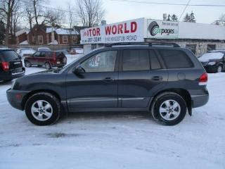 Used 2006 Hyundai Santa Fe GL for sale in Scarborough, ON