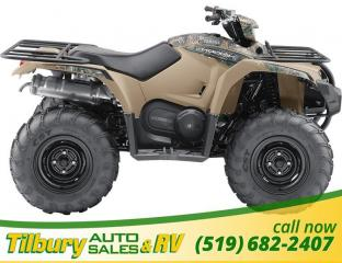 New 2018 Yamaha KODIAK 450 EPS CAMO for sale in Tilbury, ON
