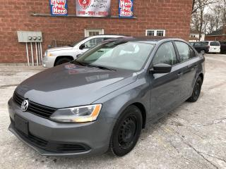 Used 2011 Volkswagen Jetta ONE OWNER/NO ACCIDENT/CERTIFIED/WARRANTY INCL for sale in Cambridge, ON