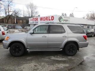 Used 2004 Toyota Sequoia Ltd for sale in Scarborough, ON