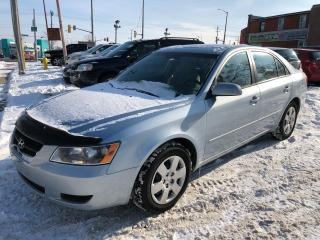 Used 2008 Hyundai Sonata GLS/NO ACCIDENT/SAFETY/WARRANTY INCLUDED for sale in Cambridge, ON