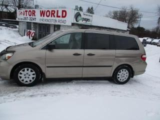 Used 2007 Honda Odyssey LX for sale in Scarborough, ON