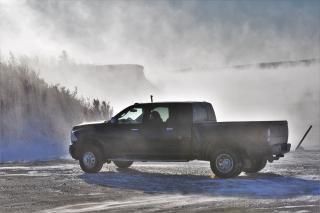 Used 2012 RAM 3500 Laramie Longhorn for sale in Estevan, SK
