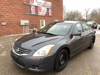 Used 2012 Nissan Altima 2.5L/NO ACCIDENT/CERTIFIED/WARRANTY INCLUDED for sale in Cambridge, ON