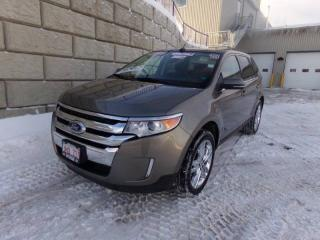 Used 2013 Ford Edge Limited for sale in Fredericton, NB