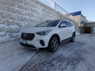 Used 2017 Hyundai Santa Fe LIMITED for sale in Fredericton, NB