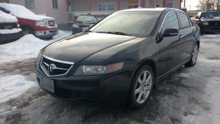 Used 2004 Acura TSX for sale in North York, ON