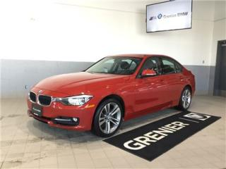 Used 2015 BMW 320 for sale in Terrebonne, QC