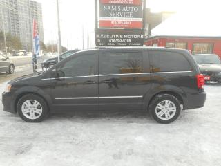 Used 2012 Dodge Grand Caravan CREW FULLY LOADED for sale in Scarborough, ON