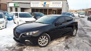 Used 2014 Mazda MAZDA3 GS-SKY NAVI, BACKUP CAM for sale in Etobicoke, ON