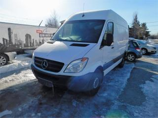 Used 2012 Mercedes-Benz Sprinter Cargo Vans 2500 for sale in Lemoyne, QC