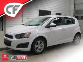 Used 2015 Chevrolet Sonic LT for sale in Lévis, QC